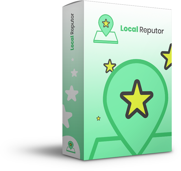 Local Reputor Software Box